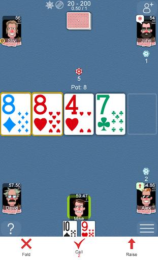 Poker Online 1.2 screenshots 1