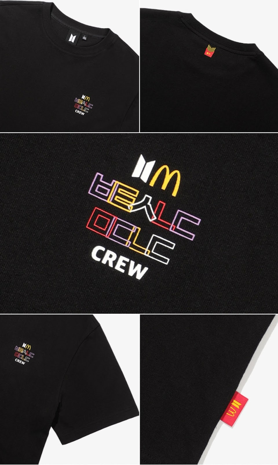 The BTS x McDonald's Merch Is Finally Here! Here's What ...