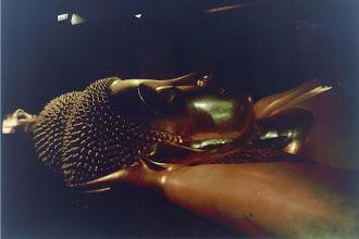 Photo: #009-Wat Pho: Bouddha couché-Bangkok