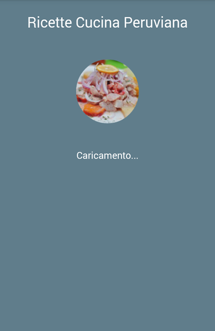 Ricette cucina peruviana android apps on google play - App cucina gratis ...