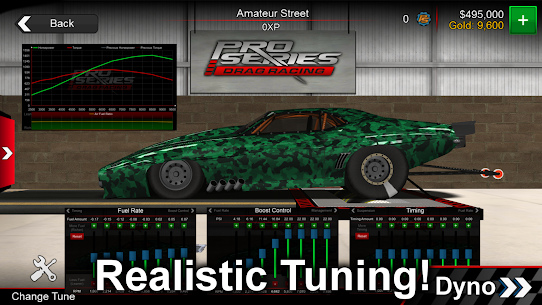 Pro Series Drag Racing App Latest Version Download For Android and iPhone 4