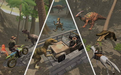 Dinosaur Safari: Online Evolution filehippodl screenshot 10