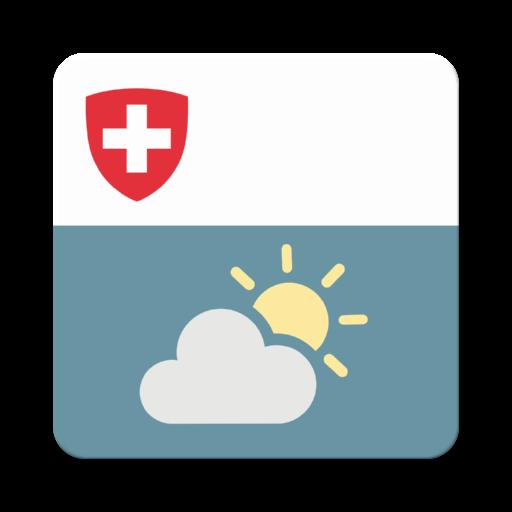 MeteoSwiss 天氣 App LOGO-硬是要APP