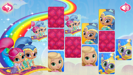 Playtime with Shimmer & Shine Screenshot
