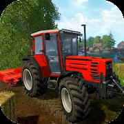 Real Tractor Farming & Harvesting 3D Sim 2018