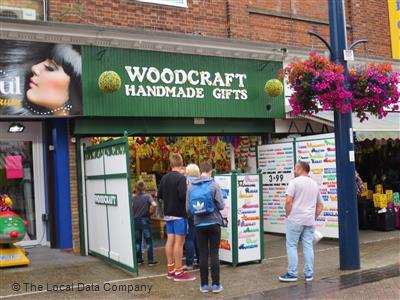 Woodcraft Handmade Gifts on Regent Road