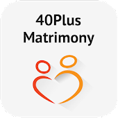 40PlusMatrimony - The most Trusted Matrimony App