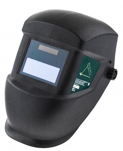 Щиток защитный лицевой Сибртех (маска сварщика) с автозатемнением Ф1, пакет