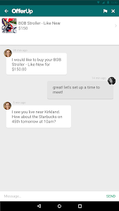 OfferUp - Buy. Sell. Offer Up screenshot 13