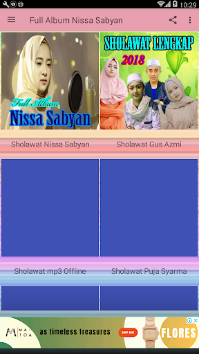Download Full Album Nissa Sabyan Google Play softwares