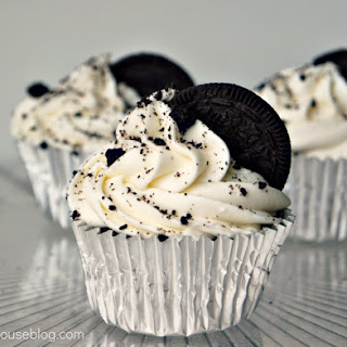 The Best Oreo Cupcakes