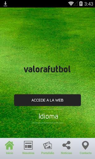 Valora Futbol