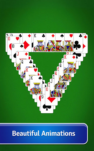Pyramid Solitaire  screenshots 8