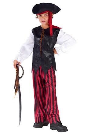 Barndräkt, Pirat med byxor