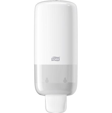 Tork Dispenser Tvål S4     vit