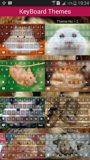 Hamster Keyboard