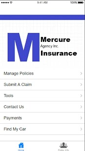 Mercure Insurance Agency- screenshot thumbnail