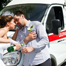 Wedding photographer Aleksandr Uruskin (Pritok41). Photo of 24.04.2015