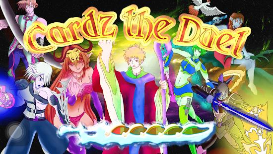 Cardz the Duel - náhled