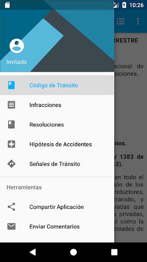 Cu00f3digo Tru00e1nsito Colombia screenshots 1
