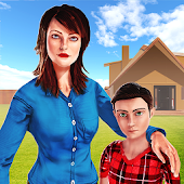 Virtual Mom Super Family Home