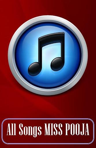 Download All Songs MISS POOJA - Jeeeju Google Play softwares