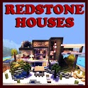 Redstone Houses for MCPE 🏚️ icon
