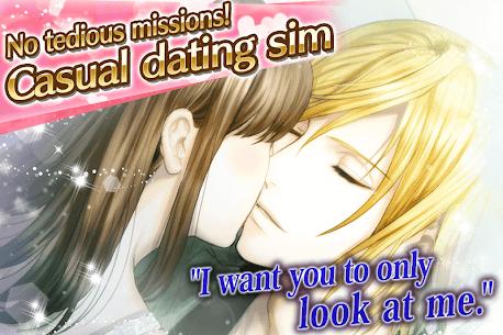 Love Gossip: Visual novel games English MOD (Unlimited Hearts) 2