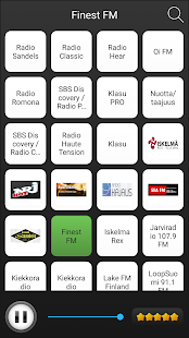 Finland Radio Online - Finland FM AM Stations - náhled