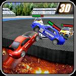 Demolition Car Wars 3D Icon