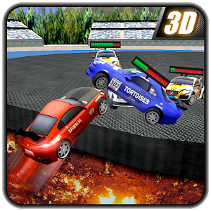 Demolition Car Wars 3D for PC and MAC