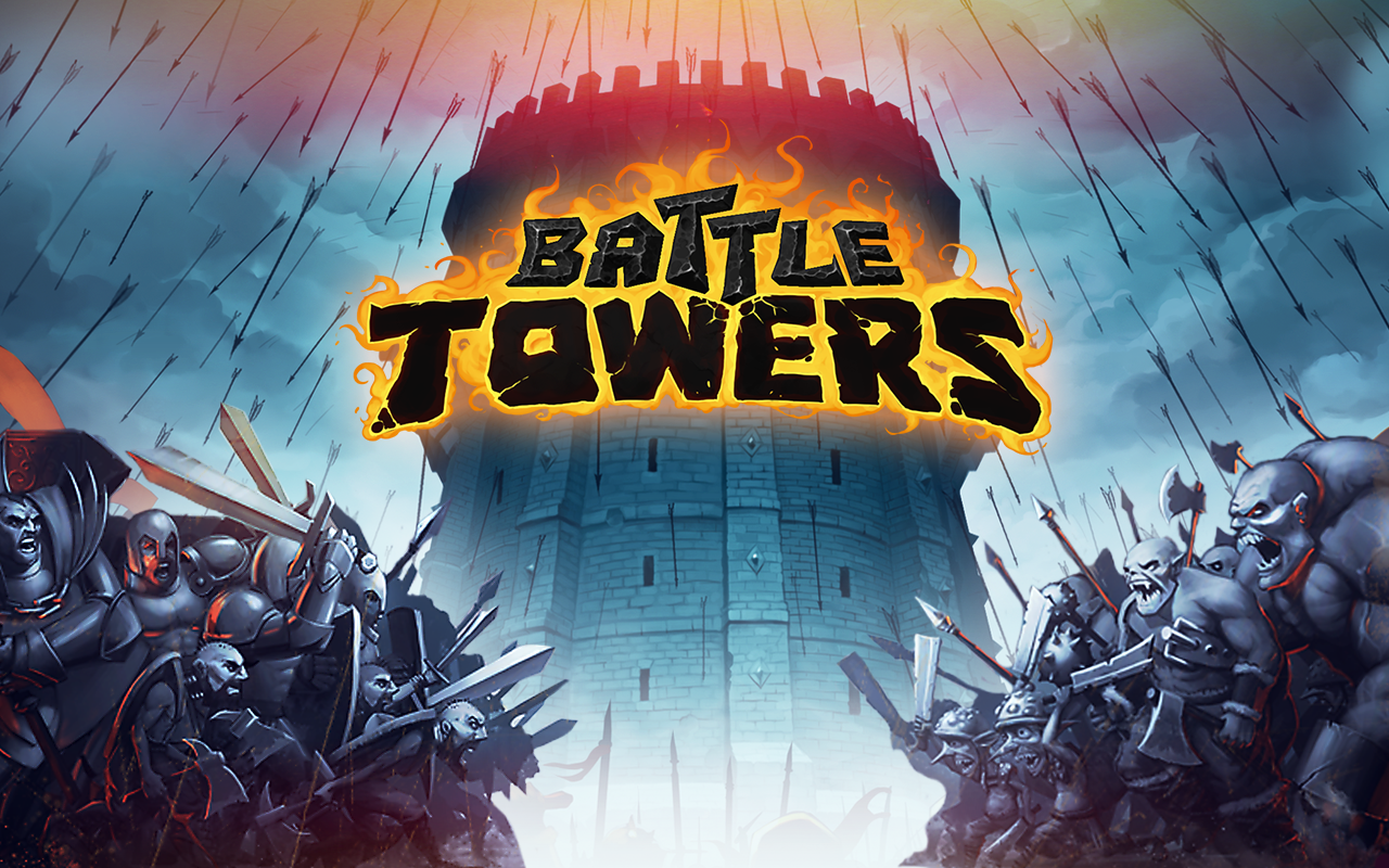 Battle Towers- screenshot