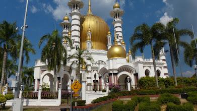 Photo: En meget smuk moské