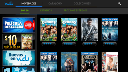 VUDU - Películas HDX screenshot 8