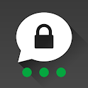 Threema. Secure and private Messenger icon