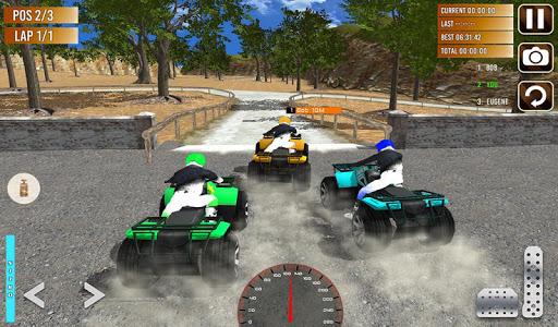 玩免費賽車遊戲APP|下載クワッドATVライダーオフロードレース app不用錢|硬是要APP