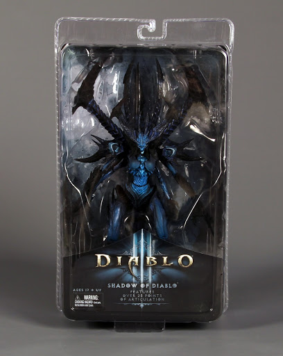 Action figure:Diablo III Action Figure: Shadow of Diablo