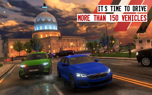Driving School Sim V1.0.3 Apk + Mod (Money) for Android FREE 1