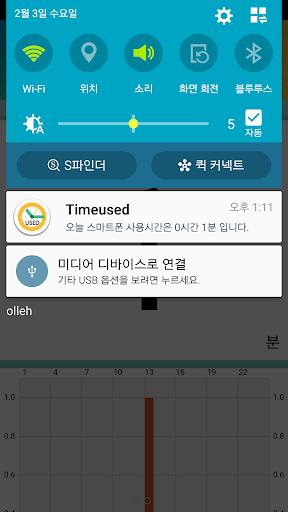 Time Used 스마트폰 중독예방 타임유즈드