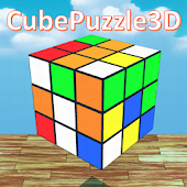 CubePuzzle3D - with Strategy