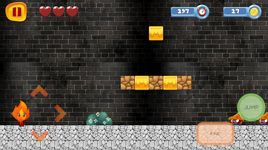 Download Red Boy And Blue Girl Advanture For PC Windows and Mac apk screenshot 4