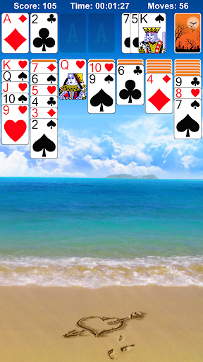 Solitaire Pro android2mod screenshots 1