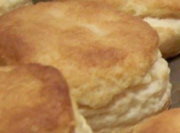 Great Grandma's Pioneer Trail Biscuits Recipe
