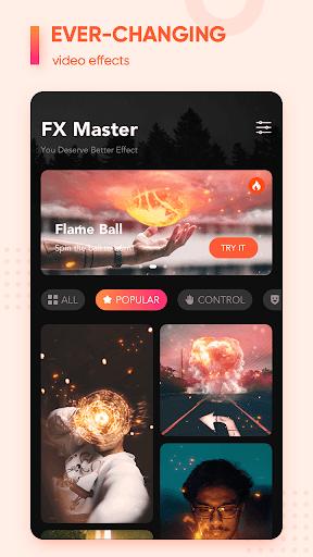 FX Master screenshot 1