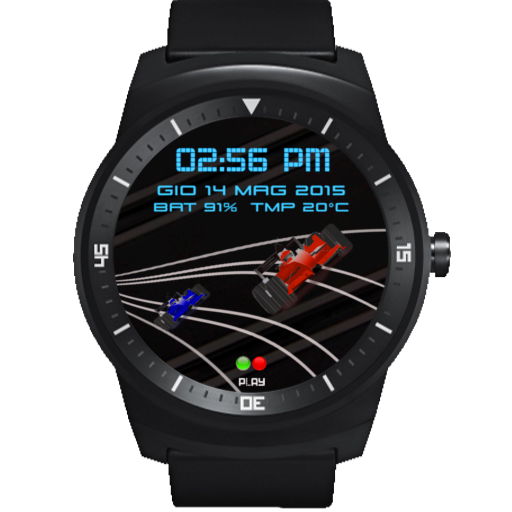 WPlay E-Track F1 WatchMaker