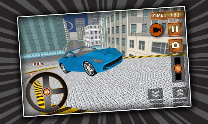 London City Epic Car Stunts - screenshot
