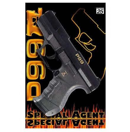 Pistol Special Agent P99