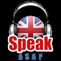 Английский язык за 7 уроков. SpeakASAP® icon