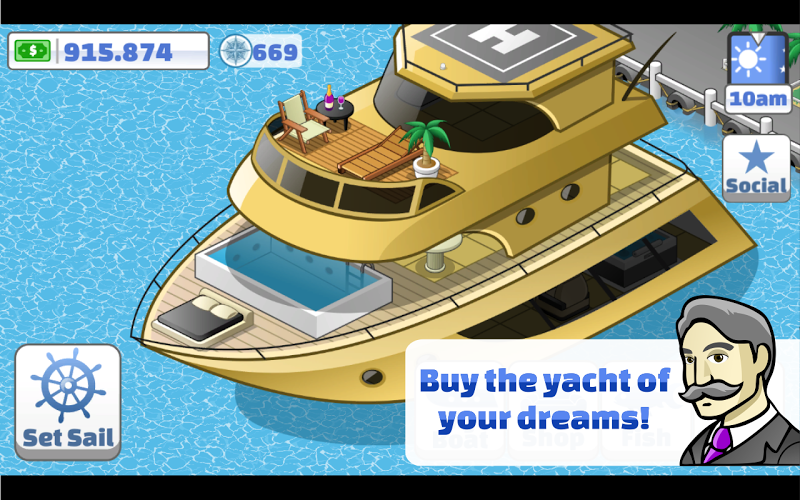Nautical Life Screenshot 11