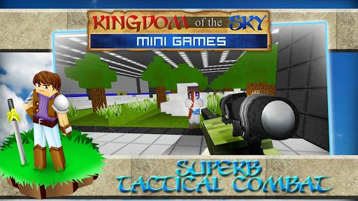 Kingdom of the Sky Mini Games